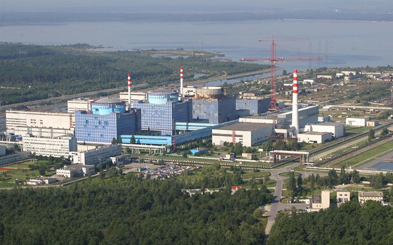 НаХмельницкой АЭС реактор активировал систему защиты